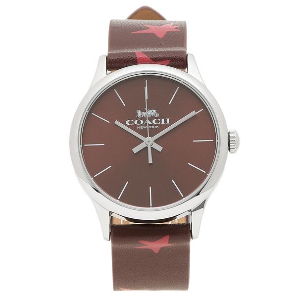 【返品OK】コーチ 腕時計 アウトレット レディース COACH W1546 OXB オックスブラッド