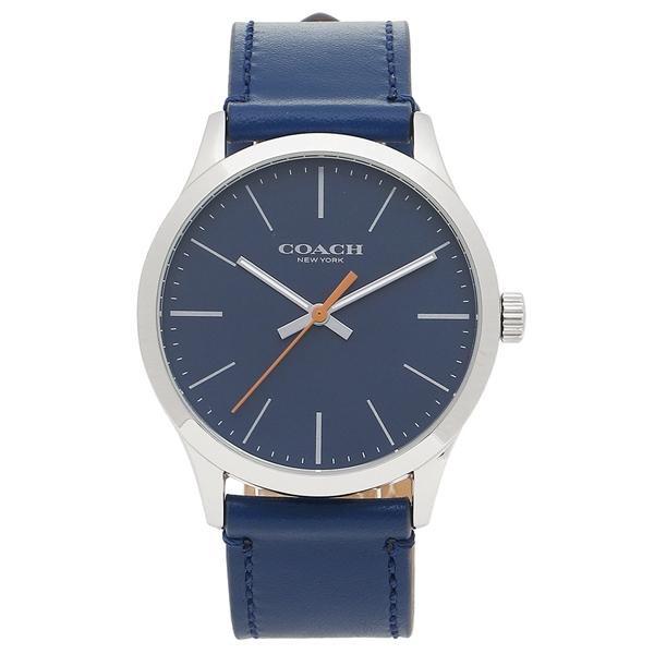 【返品OK】コーチ 腕時計 アウトレット メンズ COACH W1582 NAV ネイビー
