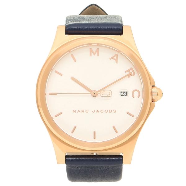 マークジェイコブス ホワイト JACOBS 腕時計 レディース ネイビー MARC JACOBS MJ1609 ネイビー ローズゴールド ホワイト, 古着屋LowJack:11121d19 --- sunward.msk.ru