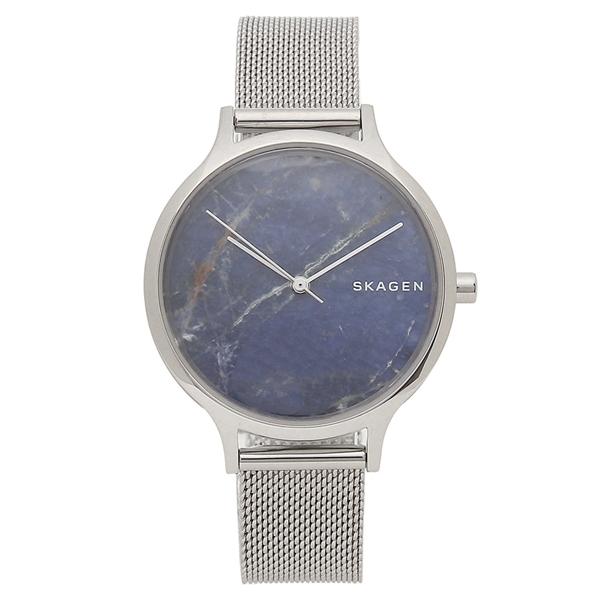 【返品OK】スカーゲン 腕時計 レディース SKAGEN SKW2718 シルバー ブルー