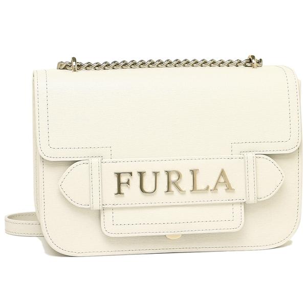 【4時間限定ポイント10倍】フルラ ショルダーバッグ レディース アウトレット FURLA 987308 BTD6 B30 PET ホワイト