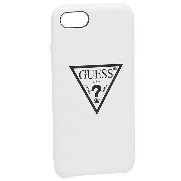 5b6221e8bbce75 Brand Shop AXES: ゲス iphone case men gap Dis GUESS GUHCI8PUWT WHT ...