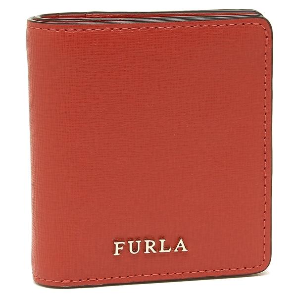 【4時間限定ポイント10倍】フルラ 折財布 レディース FURLA 1000226 PR74 B30 ASF レッド