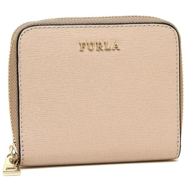 フルラ 折財布 レディース FURLA 992617 PR84 B30 TUK ベージュ