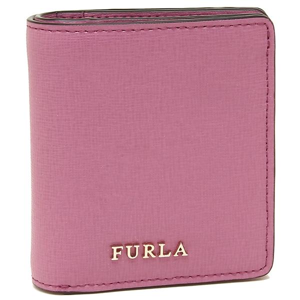 【4時間限定ポイント10倍】フルラ 折財布 レディース FURLA 992654 PR74 B30 WSF パープル