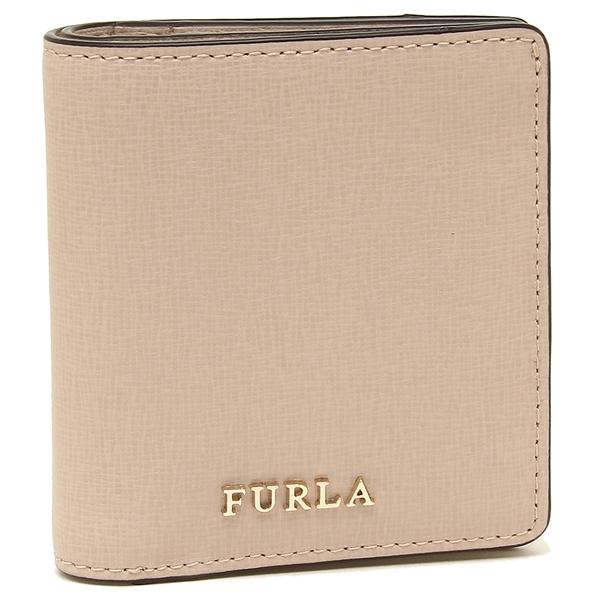 フルラ 折財布 レディース FURLA 992657 PR74 B30 TUK ベージュ