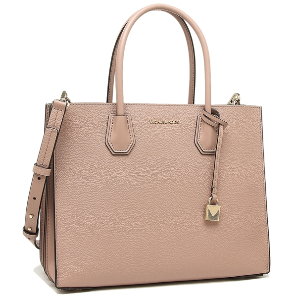 Michael Kors tote bag shoulder bag Lady s MICHAEL KORS 30F8TM9T3T 133 pink f64ac9987062