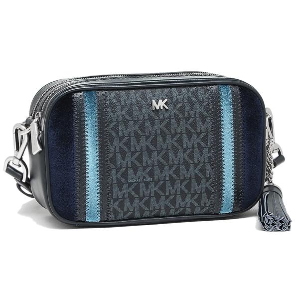 30ade433f75f Michael Kors shoulder bag Lady's MICHAEL KORS 32F8SF5M1B 473 black blue ...
