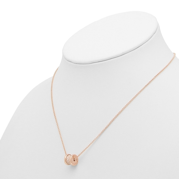 d1d5ec5b57c2b Bulgari necklace accessories jewelry Lady's BVLGARI CL857518 pink gold