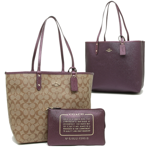 44d0e2096b46f Brand Shop AXES: Coach tote bag outlet Lady's COACH F39518 IMO66 ...