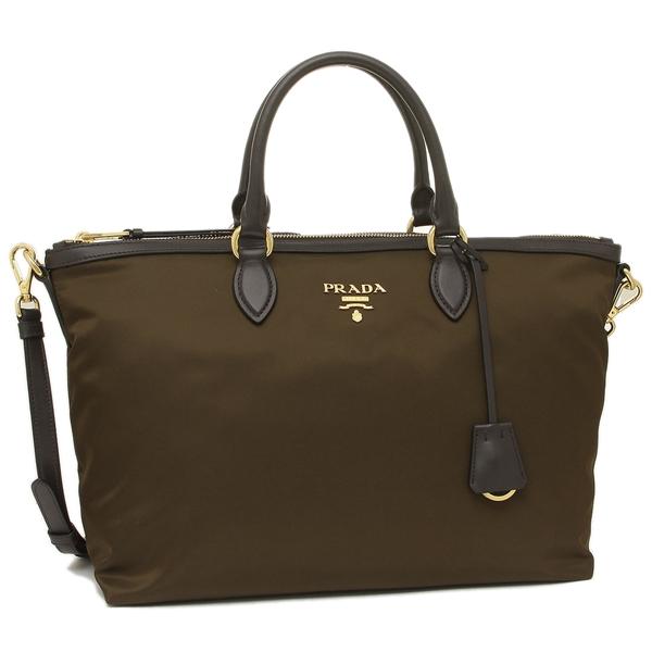 c56a132112d4 Brand Shop AXES  Prada tote bag shoulder bag Lady s PRADA 1BA171 QXO ...