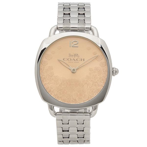 コーチ 腕時計 レディース COACH 14503014 シルバー ピンク