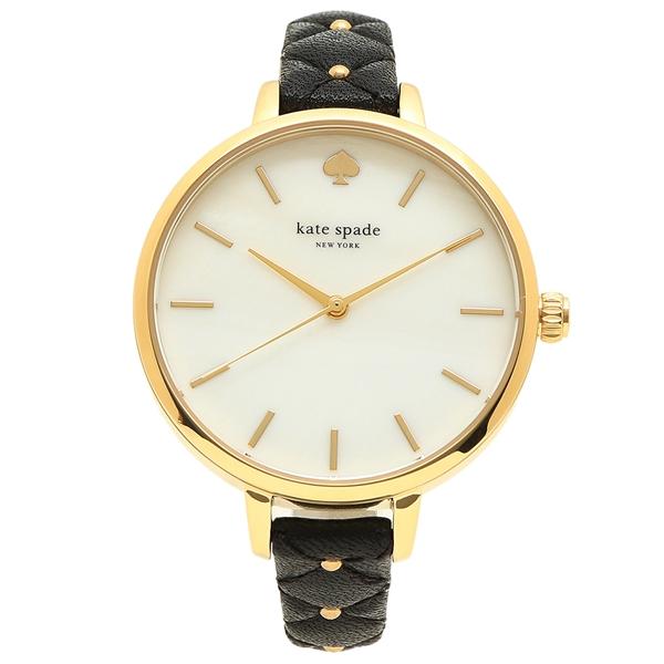 【26時間限定ポイント10倍】【返品OK】ケイトスペード 腕時計 レディース KATE SPADE KSW1469 ブラック パール