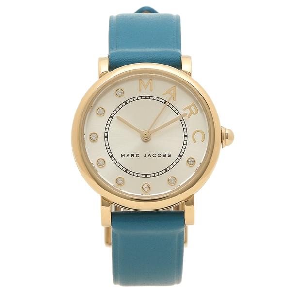 【4時間限定ポイント10倍】マークジェイコブス 腕時計 レディース MARC JACOBS MJ1633 ブルー シルバー