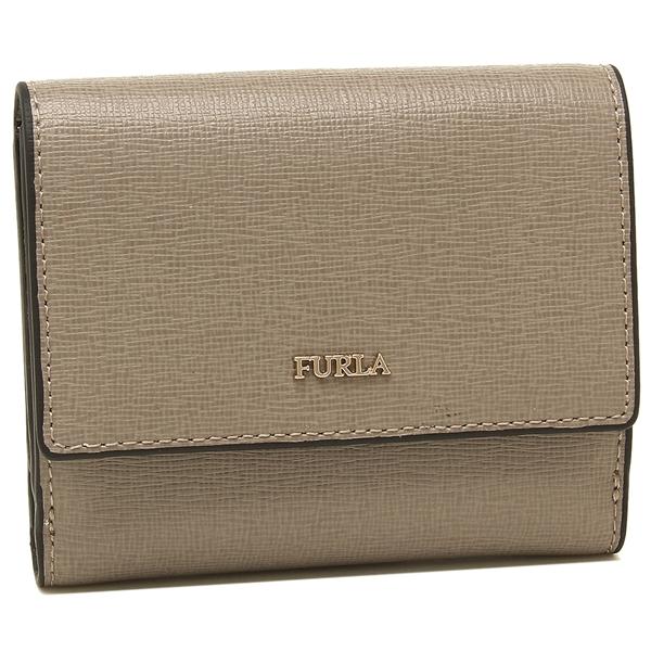 【4時間限定ポイント10倍】フルラ 折財布 レディース FURLA 978870 PZ57 B30 SBB グレー
