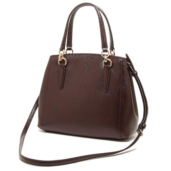 5f8a216faf1b Coach shoulder bag tote bag outlet Lady s COACH F37837 IML7C Bordeaux