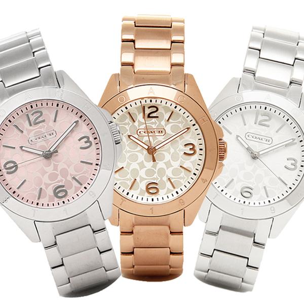 【4時間限定ポイント10倍】【返品OK】コーチ 腕時計 COACH トリステン レディース腕時計ウォッチ
