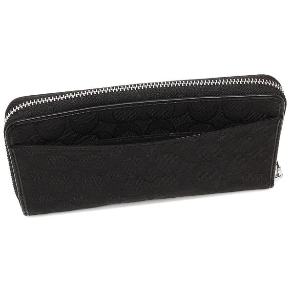 52653aebb6f ... Coach outline signature accordion zip wallet Lady's long wallet outlet  F54633 ...