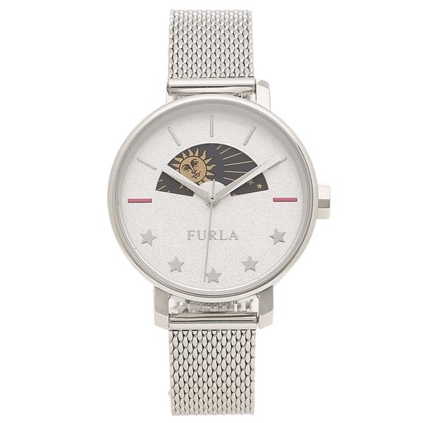 【4時間限定ポイント10倍】フルラ 腕時計 レディース FURLA 995973 W516 I49 Y30 ホワイト シルバー