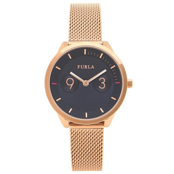 【返品OK】フルラ 腕時計 レディース FURLA 996296 W486 I48 B1U ローズゴールド ブルー