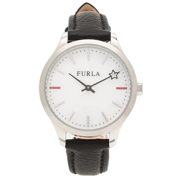 【返品OK】フルラ 腕時計 レディース FURLA 997549 R4251119508 W522 I44 O60 ブラック シルバー