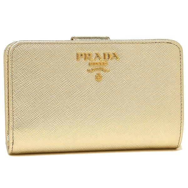 a86988788fc9 Brand Shop AXES: Prada fold wallet Lady's PRADA 1ML225 QWA F0846 ...