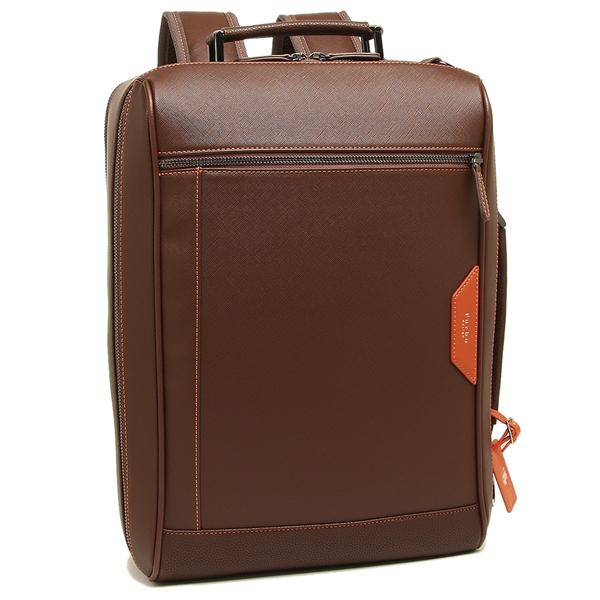 【24時間限定ポイント5倍】フルボデザイン リュックサック バッグパック メンズ Furbo design FRB021 BROR ブラウン オレンジ