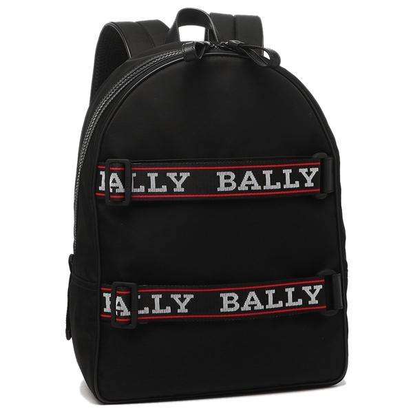 【4時間限定ポイント10倍】バリー リュックサック メンズ BALLY 6221629 ブラック