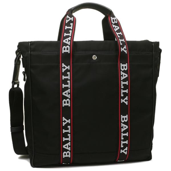 バリー トートバッグ メンズ BALLY 6221775 ブラック