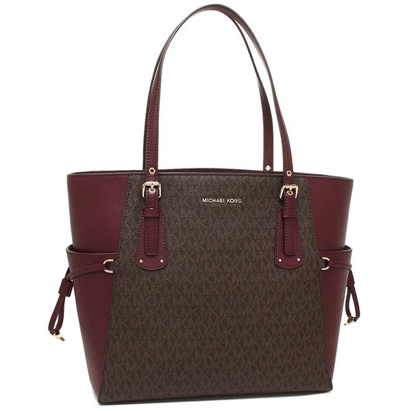 18b0227a8186 Michael Kors tote bag Lady's MICHAEL KORS 30F8GV6T4B Bordeaux ...