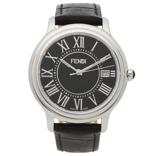 【期間限定ポイント5倍】【返品OK】フェンディ 腕時計 メンズ FENDI F256011011 ブラック