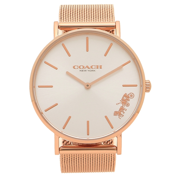 【返品OK】コーチ 腕時計 レディース COACH 14503126 ローズゴールド