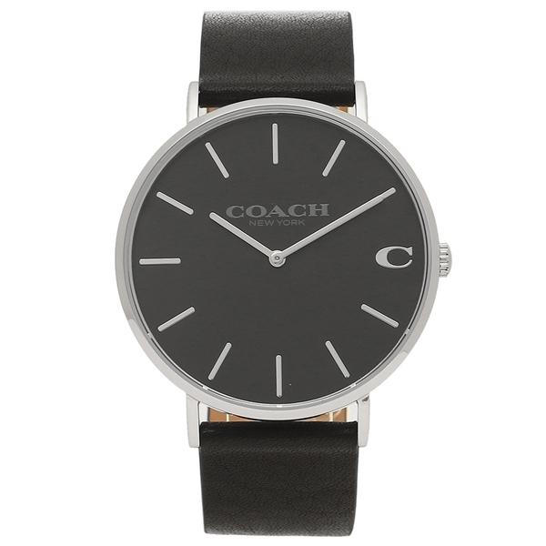 【返品OK】コーチ 腕時計 メンズ COACH 14602149 ブラック