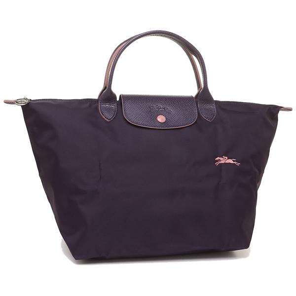 Longchamp Tote Bag Lady S 1623 619 645 Purple