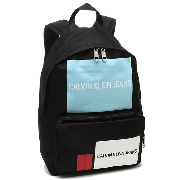 Calvin Klein rucksack outlet men gap Dis CALVIN KLEIN 46301596 400 ブラックマルチ 16a11d111afe2