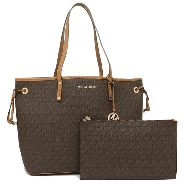 1fa5e32bf Michael Kors tote bag outlet Lady's MICHAEL KORS 35F8GTVT9V BRN/ACORN brown  ...