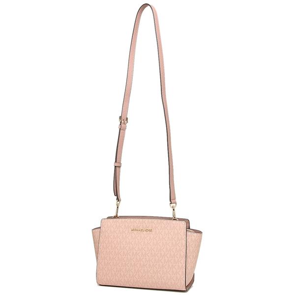 098af0efba715c ... Michael Kors shoulder bag outlet Lady's MICHAEL KORS 35H8GLMM2B FAWN/ BALLET pink ...