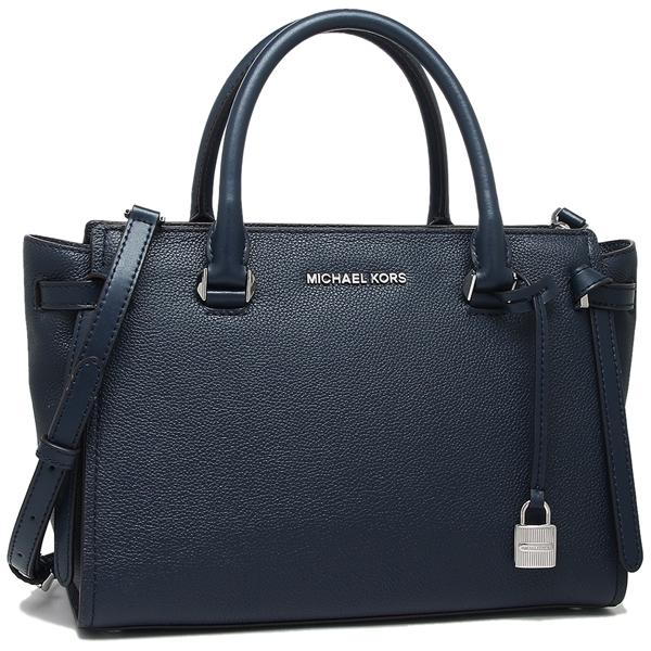 20dd8153fc5a Michael Kors tote bag shoulder bag outlet Lady's MICHAEL KORS 35H8ST6S2L  NAVY navy ...