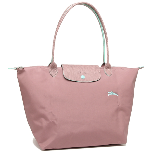 Longchamp tote bag Lady's LONGCHAMP 1899 619 P13 pink