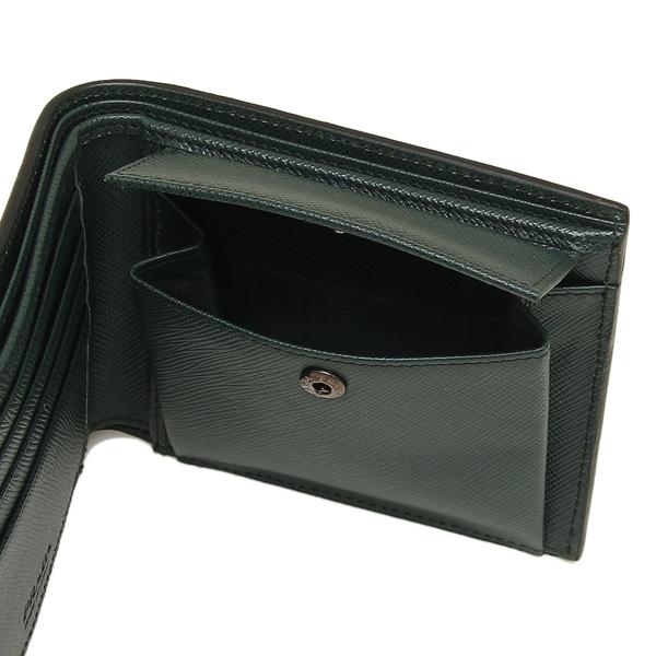 f0168d48b4ac プラダ 折財布 メンズ PRADA 2MO738 2EGO F0575 ブラックマルチ ...