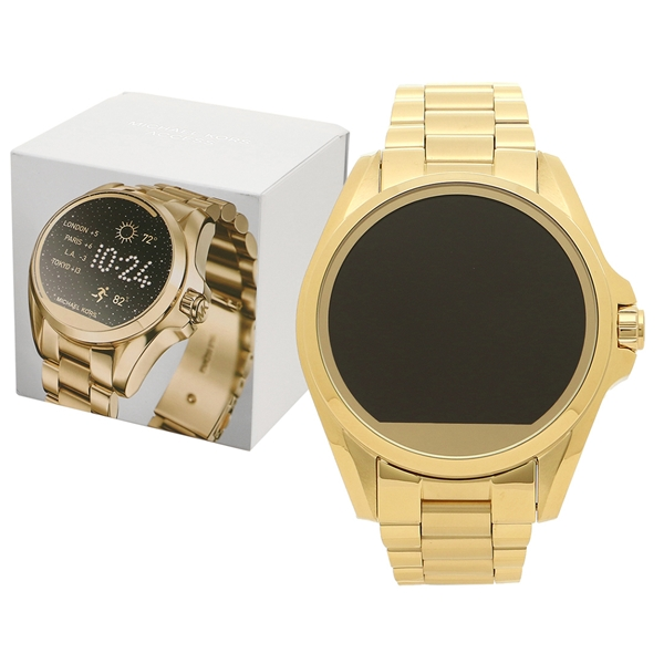 Brand Shop Axes Michael Kors Watch Lady S Smart Watch Outlet