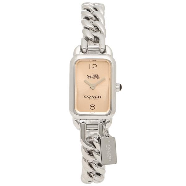 【返品OK】コーチ 腕時計 レディース COACH 14502720 シルバー ローズゴールド