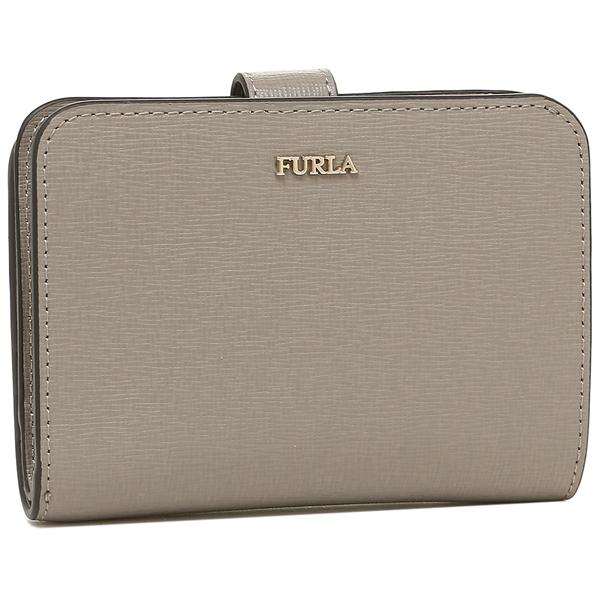 【4時間限定ポイント10倍】フルラ 折財布 レディース FURLA 1000422 PBF8 B30 SBB グレー