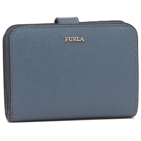 【4時間限定ポイント10倍】フルラ 折財布 レディース FURLA 1006861 PBF8 B30 W3E ブルー