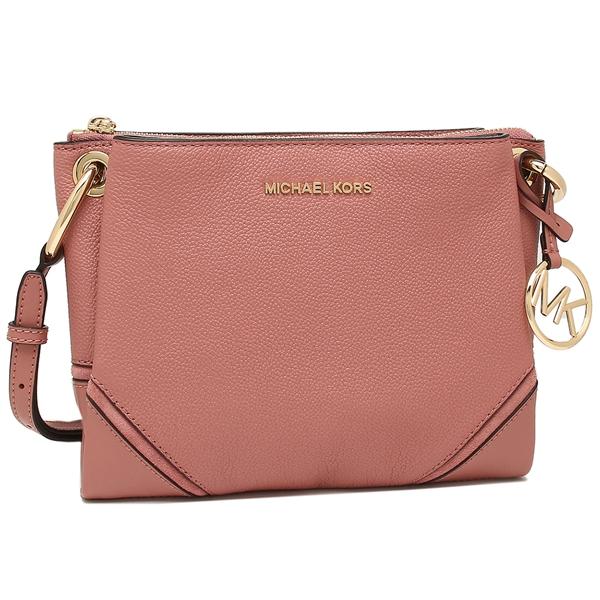 4cf36769f790 Michael Kors shoulder bag outlet Lady's MICHAEL KORS 35S9GNIC7L ROSE pink  ...