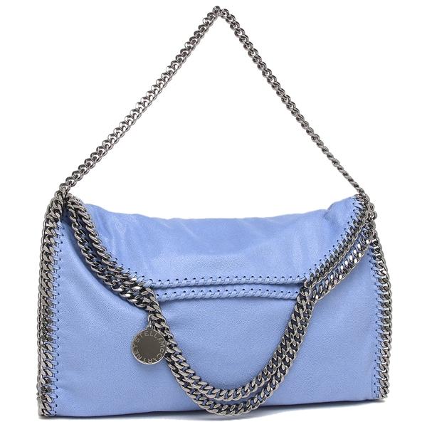 Stella McCartney tote bag handbag Lady s STELLA McCARTNEY 234387 W9132 4324  blue 22114c329297a