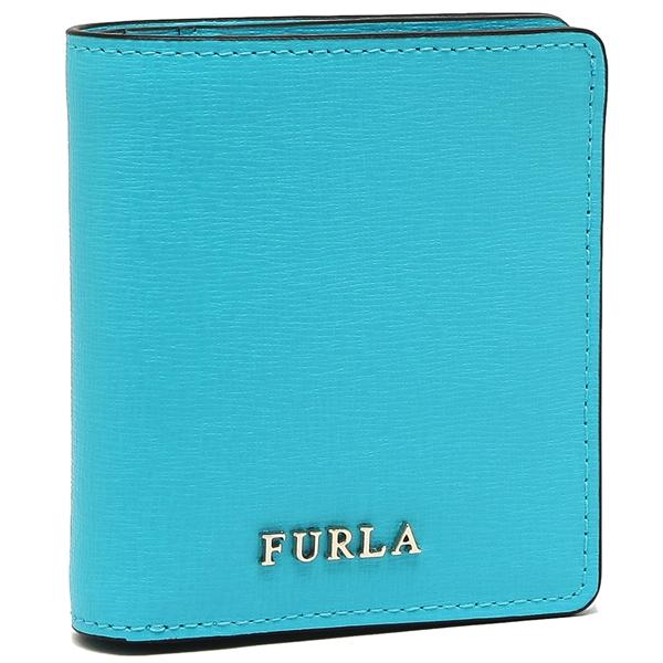 【4時間限定ポイント10倍】フルラ 折財布 レディース FURLA 1006851 PR74 B30 057 ブルー