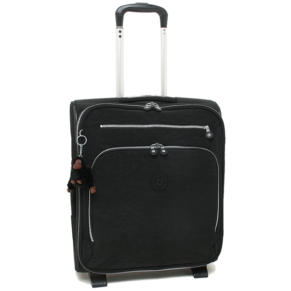 【4時間限定ポイント10倍】キプリング スーツケース メンズ/レディース KIPLING K15323 900 ブラック