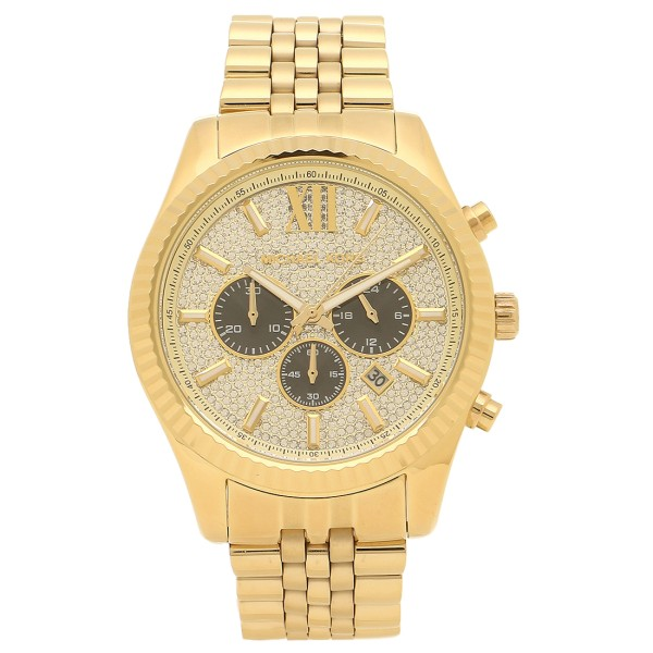 MICHAEL KORS 腕時計 レディース マイケルコース MK8494 ゴールド