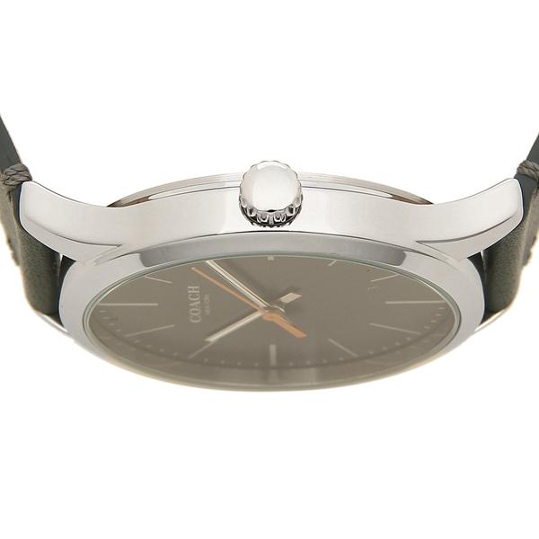 ab1cb8e3d361 【6時間限定ポイント10倍】コーチ腕時計メンズアウトレットCOACHW1582HGRヘザーグレー